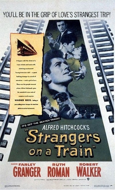 Strangers on a Train 1951 BluRay REMUX 1080p AVC DTS-HD MA 1.0-HDB