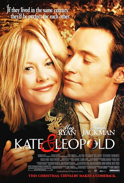 Kate and Leopold 2001 1080p BluRay DTS x264-HDChina