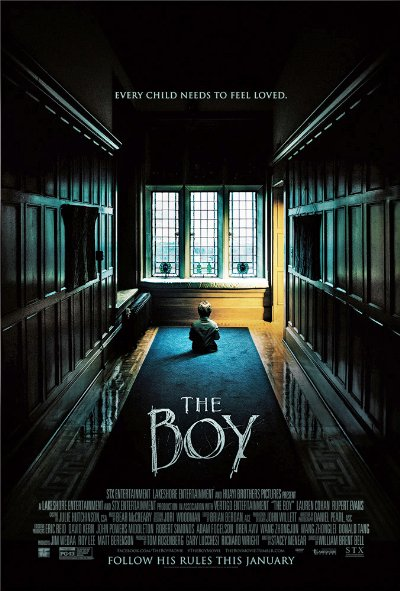 The Boy 2016 BluRay REMUX 1080p AVC DTS-HD MA 5.1-SiCaRio