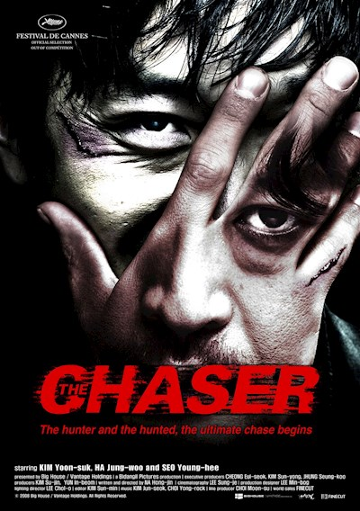 The Chaser 2008 KOR BluRay REMUX 1080p AVC DTS-HD MA 5.1-BluHD