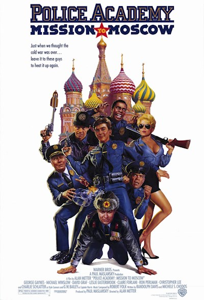 Police Academy Mission to Moscow 1994 BluRay REMUX 1080p AVC DTS-HD MA 2.0-FraMeSToR