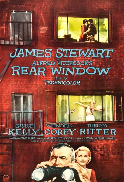 Rear Window 1954 UHD BluRay HDR10 2160p Dts-HD Ma2 0 H265-d3g