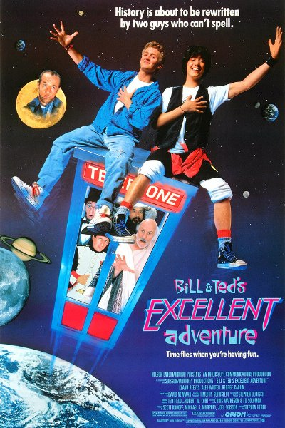 Bill and Ted's Excellent Adventure 1989 1080p UHD BluRay AAC HDR x265-DON