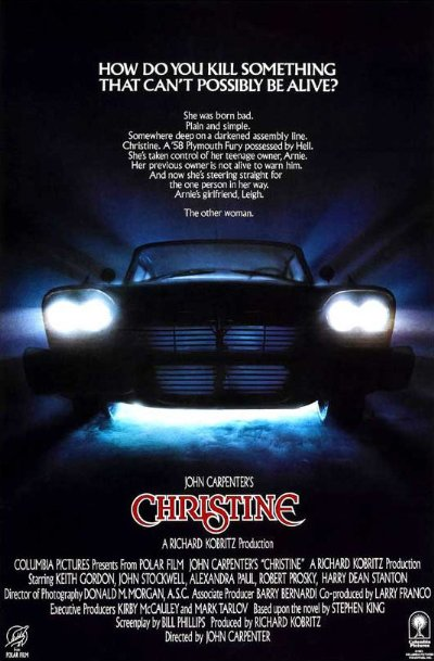 Christine 1983 720p BluRay DD5.1 x264-HiDt