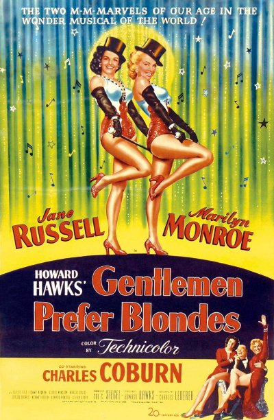 Gentlemen Prefer Blondes 1953 1080p BluRay -nmd