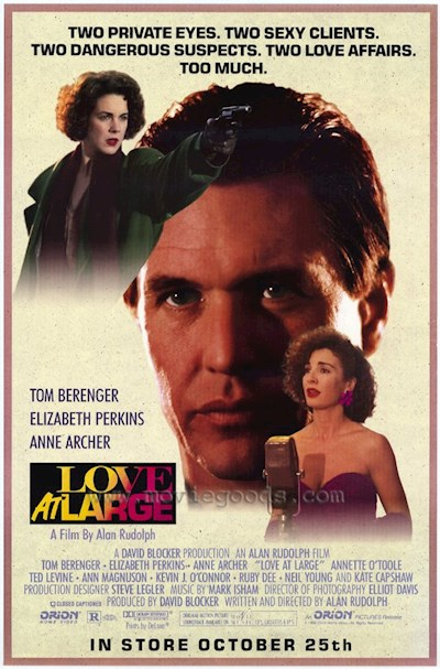 Love at Large 1990 BluRay REMUX 1080p AVC FLAC