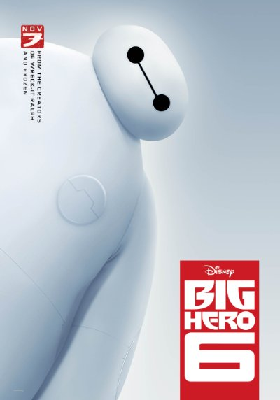 Big Hero 6 2014 1080p UHD BluRay DDP7.1 HDR x265-JM