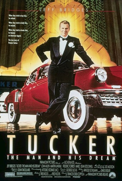 Tucker The Man and His Dream 1988 BluRay REMUX 1080p AVC TrueHD 5.1 - KRaLiMaRKo