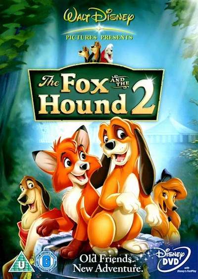 The Fox and the Hound 2 2006 720p BluRay DTS x264-CtrlHD