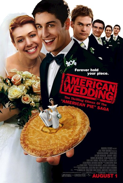 American Wedding 2003 UNRATED 720p BluRay DTS x264-AMIABLE