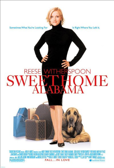 Sweet Home Alabama 2002 1080p BluRay DD5.1 x264-CiNEFiLE