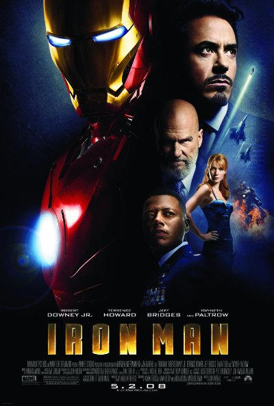 Iron Man 2008 1080p UHD BluRay DD 7 1 HDR x265-SA89