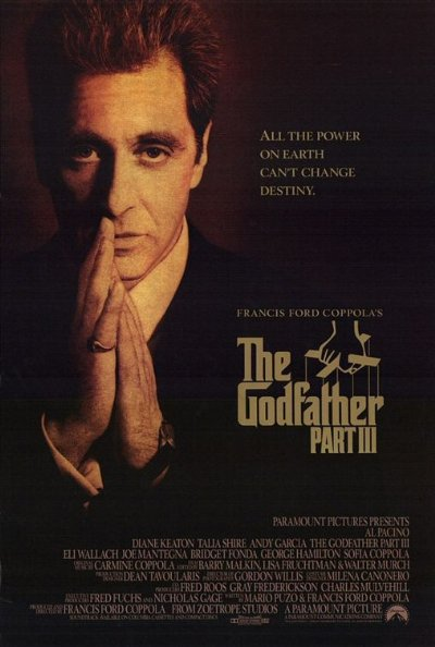 The Godfather Part 3 1990 BluRay 1080p DTS x264-ESiR