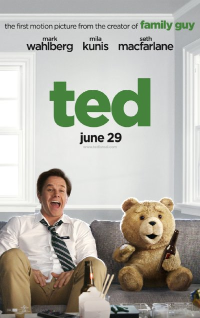 Ted 2012 Unrated BluRay REMUX 1080p AVC DTS-HD MA 5.1 - KRaLiMaRKo