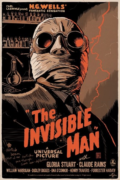 The Invisible Man 1933 2160p BluRay REMUX HEVC DTS-HD MA 2.0-FGT