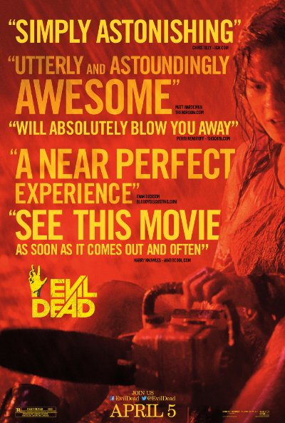 Evil Dead 2013 EXTENDED 1080p BluRay DTS x264-CREEPSHOW
