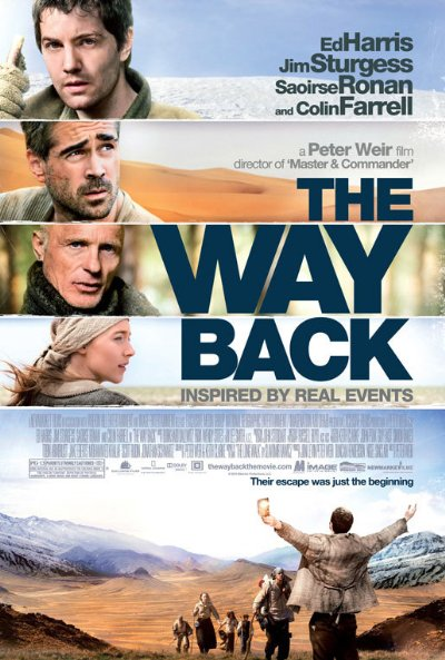 The Way Back 2010 BluRay REMUX 1080p AVC DTS-HD MA 5.1 - KRaLiMaRKo