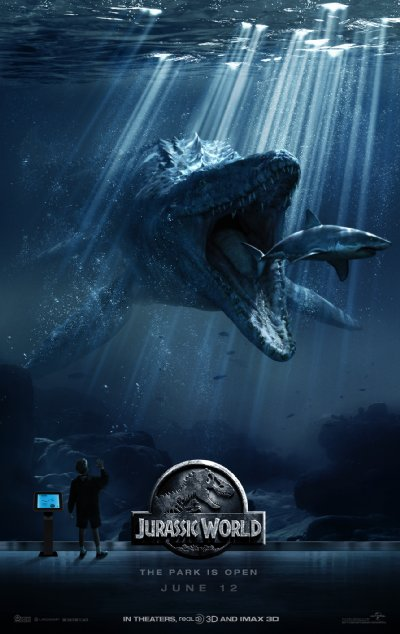 Jurassic World 2015 1080p UHD BluRay DDP7.1 HDR x265-SA89