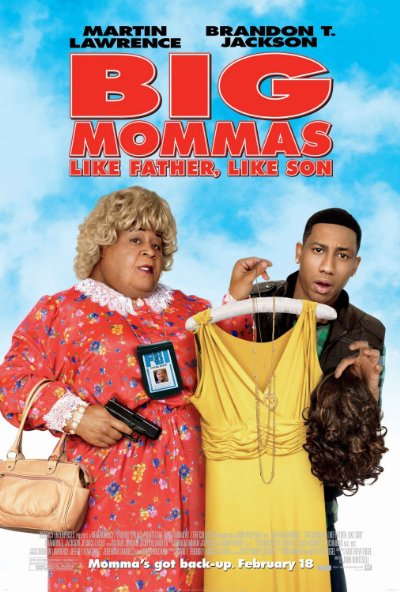 Big Mommas BOXSET 1080p BluRay DTS x264-SB