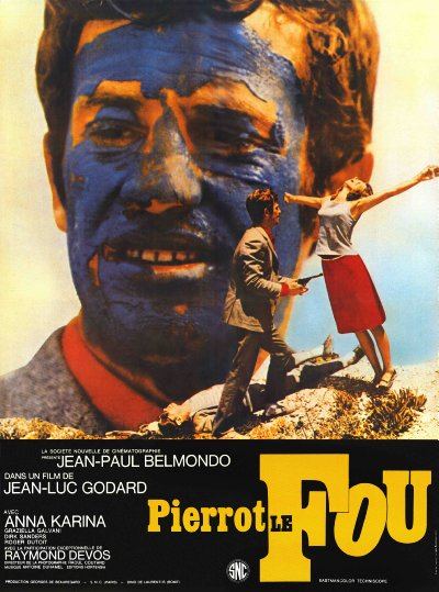 Pierrot le Fou 1965 REMASTERED 720p BluRay FLAC x264-USURY