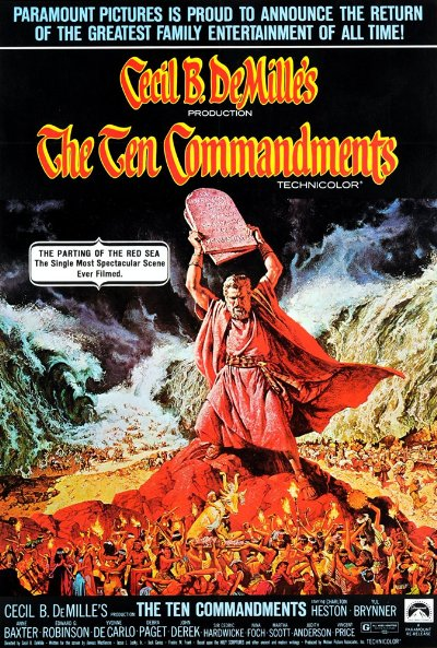 The Ten Commandments 1956 UHD BluRay 2160p DTS-HD MA 5.1 DV HEVC REMUX - KRaLiMaRKo