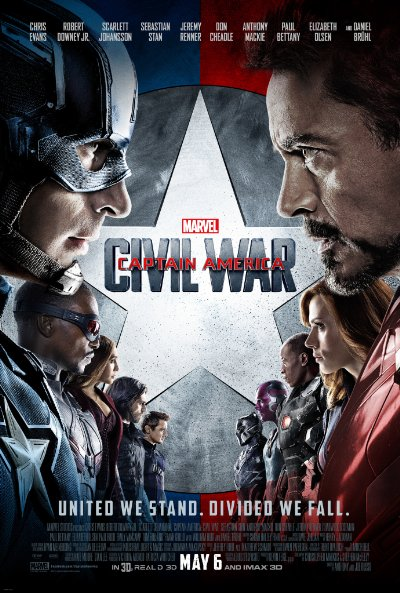 Captain America - Civil War 2016 BluRay REMUX 1080p AVC DTS-HD MA 7.1 - KRaLiMaRKo