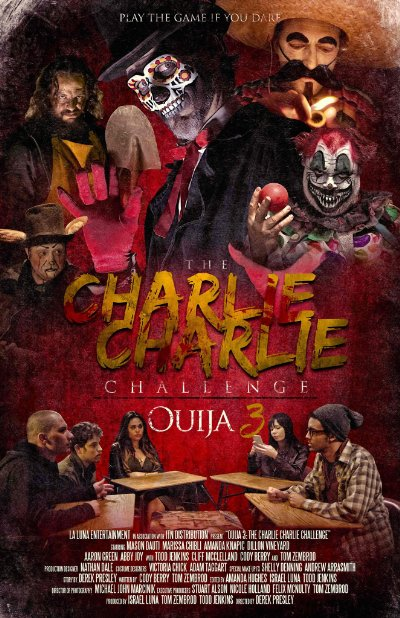 charlie charlie 2016 1080p BluRay DTS x264-rusted