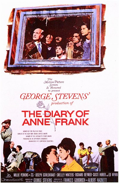The Diary of Anne Franck 1959 BluRay REMUX 1080p AVC DTS-HD MA 5.1 - KRaLiMaRKo