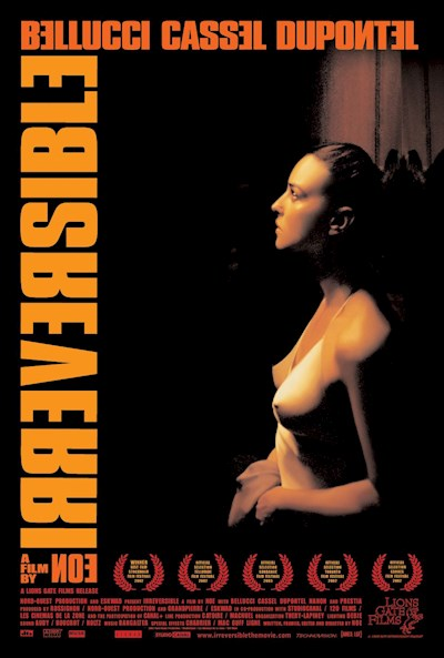 Irreversible 2002 Gryphon BluRay 1080p DTS x264-CHD