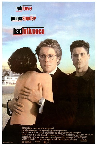 Bad Influence 1990 1080p BluRay DTS x264-MELiTE