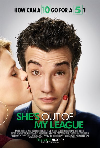 She's Out of My League 2010 BluRay REMUX 1080p AVC DTS-HD MA 5.1-FraMeSToR