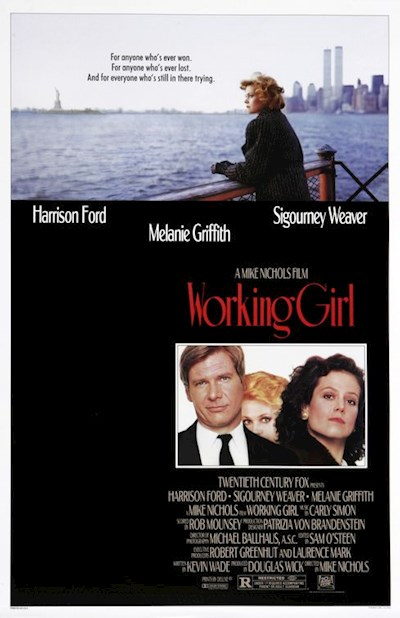 Working Girl 1988 BluRay REMUX 1080p AVC DTS-HD MA 5.1-decibeL