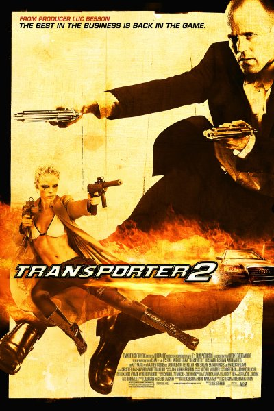 Transporter 2 2005 720p Proper BluRay DTS x264-FLAME