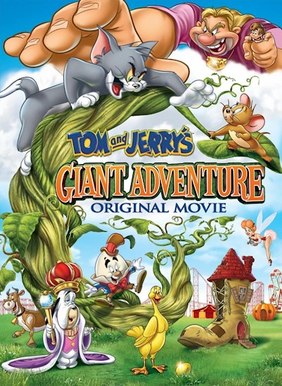 Tom and Jerry's Giant Adventure 2013 1080p BluRay DTS x264-HDMaNiAcS