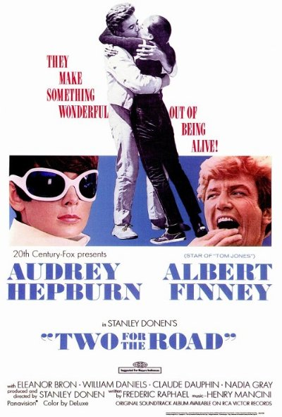 Two for the Road 1967 BluRay REMUX 1080p AVC FLAC2.0-EPSiLON