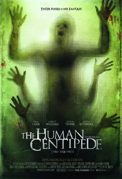 The Human Centipede First Sequence 2009 BluRay REMUX 1080p AVC DTS-HD MA 5.1-FraMeSToR