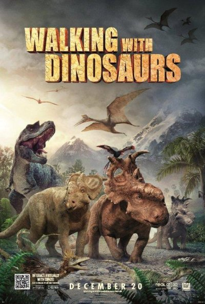 Walking with Dinosaurs 2013 BluRay REMUX 1080p AVC DTS-HD MA 5.1-LEGi0N
