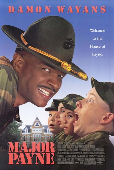 Major Payne 1995 1080p BluRay DTS x264-AMIABLE