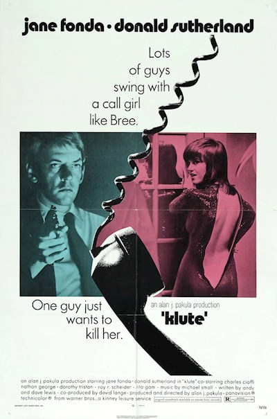 Klute 1971 720p BluRay FLAC x264-AMIABLE