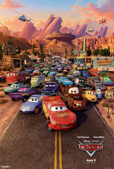 Cars 2006 2160p UHD BluRay TrueHD 7.1 x265-TERMiNAL