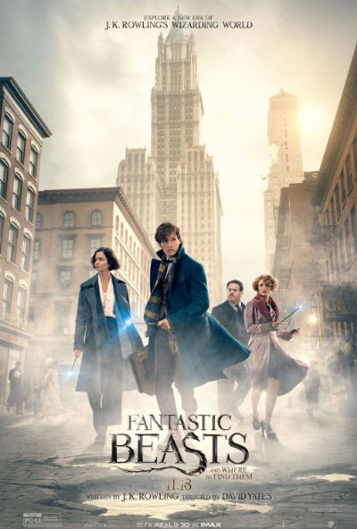Fantastic Beasts and Where to Find Them 2016 2160p Ultra HD BluRay HDR TrueHD Atmos 7.1 x265 10bit-ULTRAHDCLUB