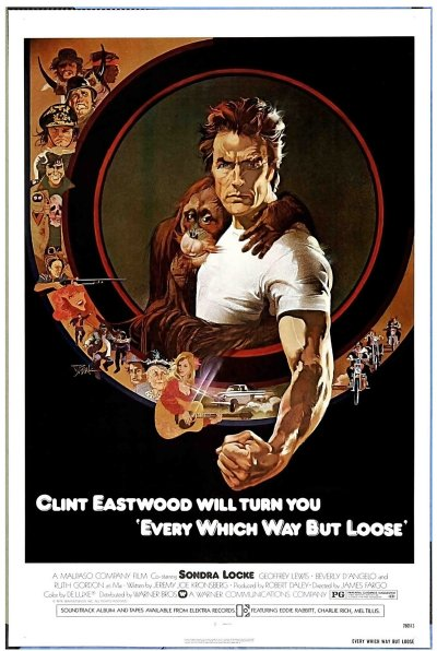 Every Which Way But Loose 1978 1080p BluRay DTS x264-FGT