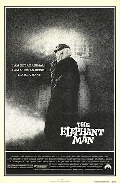 The Elephant Man 1980 1080p UHD BluRay FLAC2.0 HDR x265-SA89
