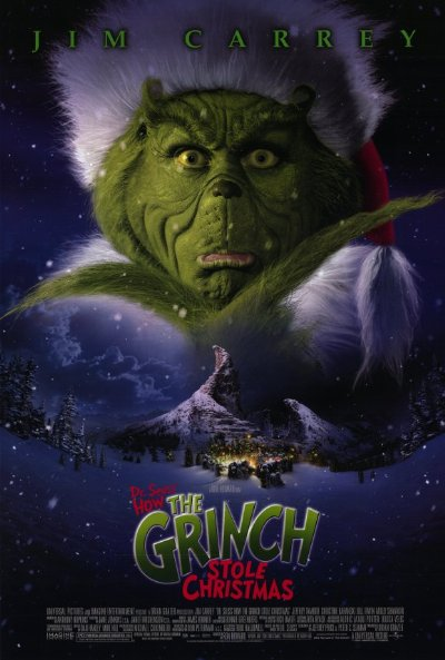 How the Grinch Stole Christmas 2000 REMASTERED 720p BluRay DTS x264-AMIABLE