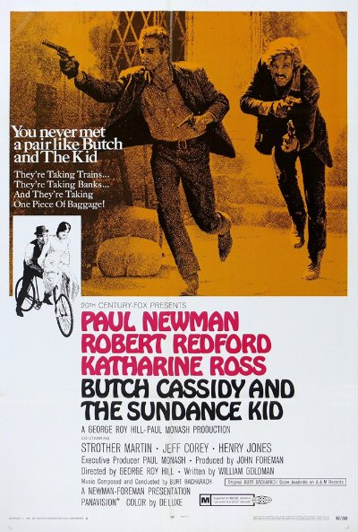 Butch Cassidy and the Sundance Kid 1969 1080p BluRay DTS x264-UNK