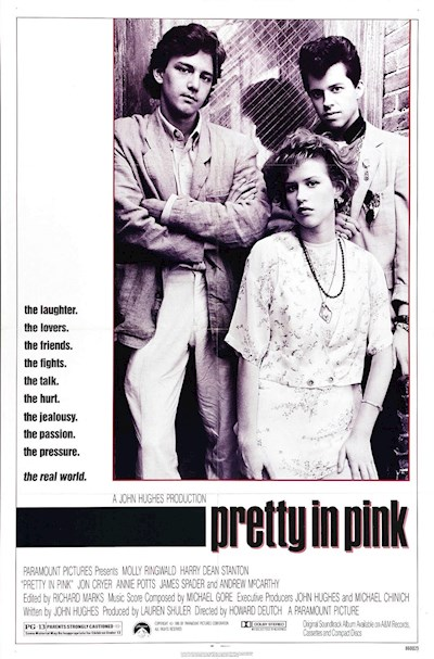 Pretty in Pink 1986 4K Remaster 1080p BluRay DTS x264-iFT