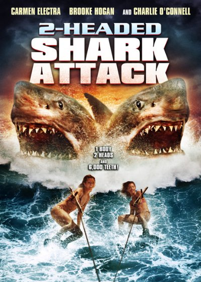 Two Headed Shark Attack 2012 1080p BluRay DTS x264-FGT