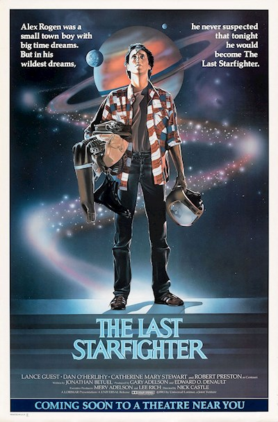 The Last Starfighter 1984 BluRay REMUX 1080p AVC DTS-HD MA 4 1-ARROW