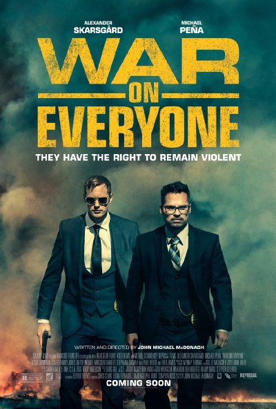 War on Everyone 2016 1080p WEB-DL DD5.1 H264-FGT