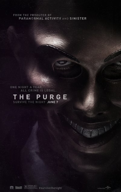 The Purge 2013 2160p UHD BluRay x265-IAMABLE